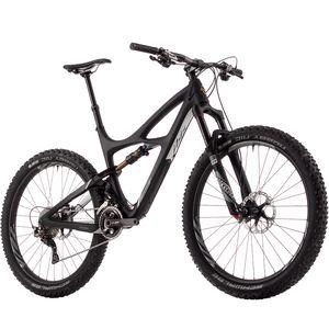 Ibis Mojo 3 Carbon 27.5 Plus XTR 2x WERX Complete Bike - 2016