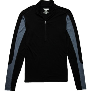 Ibex W2 Sport 1/2-Zip T-Shirt - Long-Sleeve - Men's