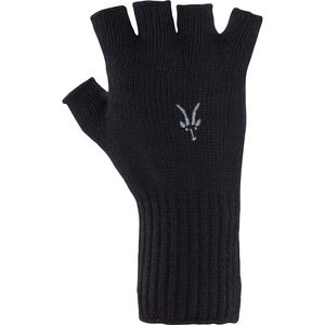 Ibex Knitty Gritty Fingerless Wool Glove