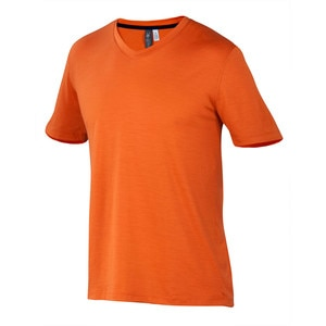 Ibex Axis V-Neck Shirt - Short-Sleeve - Men's