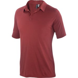 Ibex Cirrus Polo Shirt - Short-Sleeve - Men's