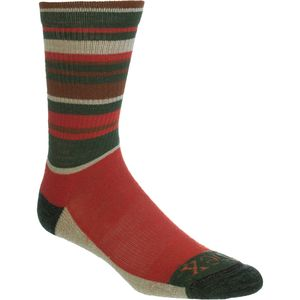 Ibex Multi Stripe Sock - Men's