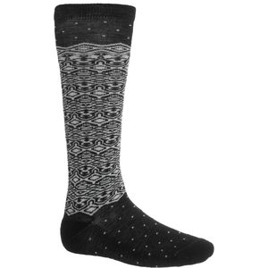 Ibex Mosaic Knee Sock - Women's