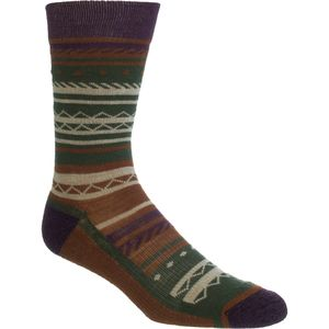 Ibex Harvest Stripe Sock