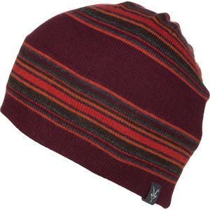 Ibex Double Stripe Knit Beanie