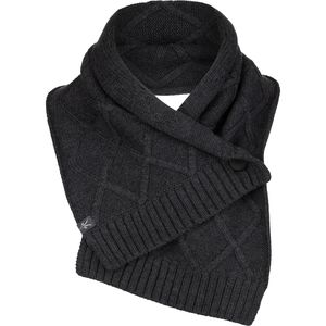 Ibex Button Scarf