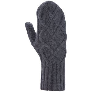 Ibex Cable Sweater Mitten - Women's