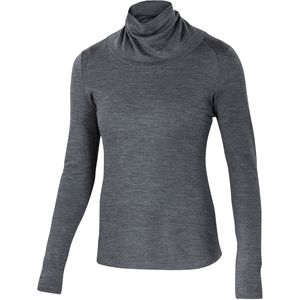 Ibex Seventeen.5 Funnel Neck T-Shirt - Long-Sleeve - Women's
