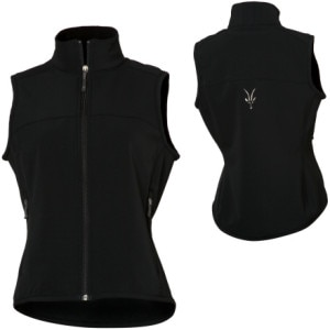 photo: Ibex Women's Floe Vest wool vest