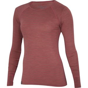 Ibex Woolies 1 Crew - Long-Sleeve - Women's