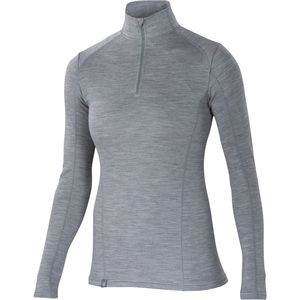 Ibex Woolies 220 Zip-Neck Top - Women's