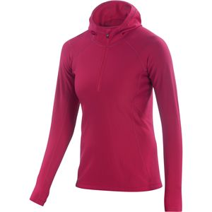 Ibex Woolies 3 Hooded Fleece Pullover - 1/2-Zip - Women's