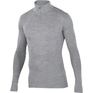 Ibex Woolies 1 Zip-Neck Top - Men's