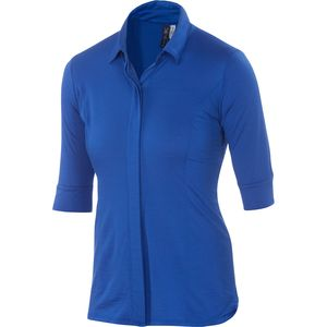 Ibex Talia Shirt - Short-Sleeve - Women's
