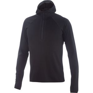 Ibex Indie 1/2-Zip Hooded Shirt - Long-Sleeve - Men's