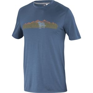 Ibex Dogs Matter Art T-Shirt - Short-Sleeve - Men's