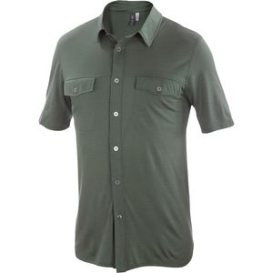Ibex All In Shirt - Short-Sleeve - Men's