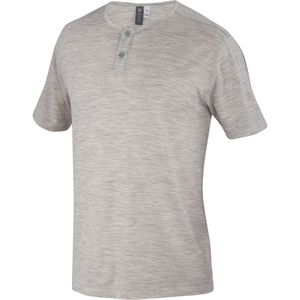 Ibex Henley T-Shirt - Short-Sleeve - Men's
