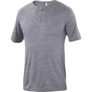 Ibex Henley T-Shirt - Men's