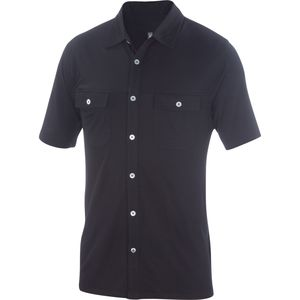 Ibex Night Sessions Shirt - Short-Sleeve - Men's
