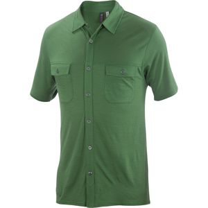 Ibex Night Session Shirt - Short-Sleeve - Men's
