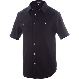 Ibex Jackson Shirt - Short-Sleeve - Men's