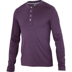Ibex OD Henley Shirt - Long-Sleeve - Men's