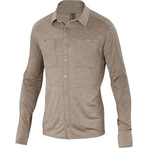 Ibex OD Heather Shirt - Men's