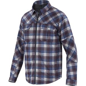 Ibex Wool Aire Reversible Camp Shirt Jacket - Men's