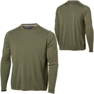 photo: Ibex Norgie Crew base layer top