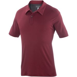 Ibex 17.5 Polo Shirt - Short-Sleeve - Men's