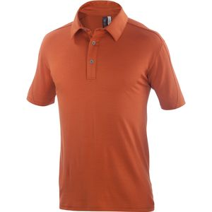 Ibex VT Polo Shirt - Short-Sleeve - Men's