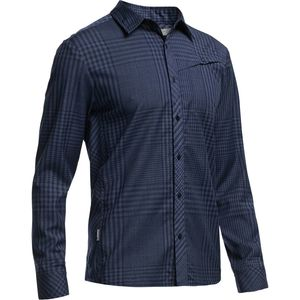 Icebreaker Departure Shirt - Long-Sleeve - Men's