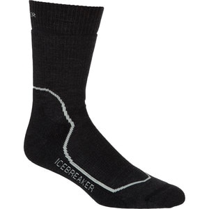 Icebreaker  Hike+ Heavy Anatomical Crew Sock - Men's