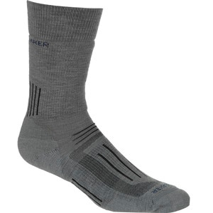 Icebreaker Hike Mid Crew Sock - Men's
