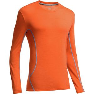 Icebreaker Aero Crew - Long-Sleeve - Men's