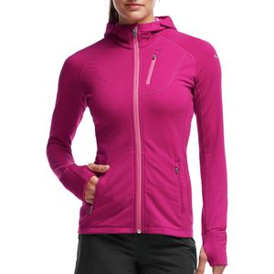 Icebreaker Quantum Full-Zip Hooded Jacket - Women's