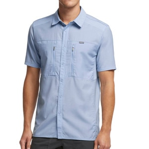 Icebreaker Oreti Shirt - Short-Sleeve - Men's