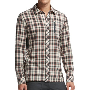 Icebreaker Compass Plaid Shirt - Long-Sleeve - Men's