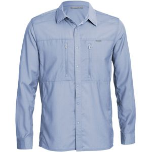Icebreaker Oreti Shirt - Long-Sleeve - Men's