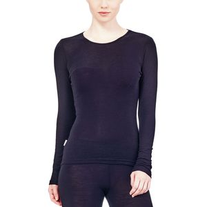 Icebreaker Everyday Crew Top - Long-Sleeve - Women's