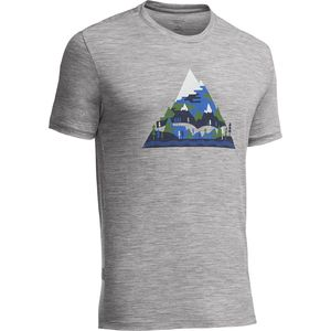 Icebreaker Tech Lite Playground T-Shirt - Short-Sleeve - Men's