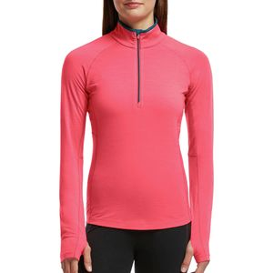 Icebreaker Zone 1/2-Zip Shirt - Long-Sleeve - Women's