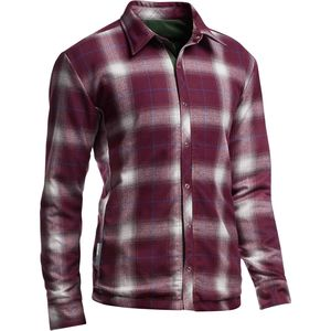 Icebreaker Helix MerinoLoft Flannel Shirt - Long-Sleeve - Men's