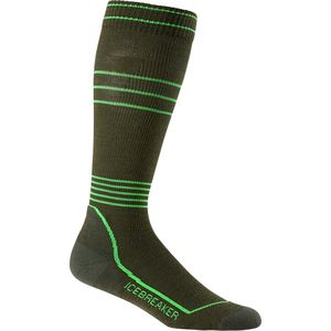 Icebreaker Ski+ Compression Light Sock - Men's