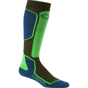 Icebreaker Ski+ Light Over The Calf Sock - Men's