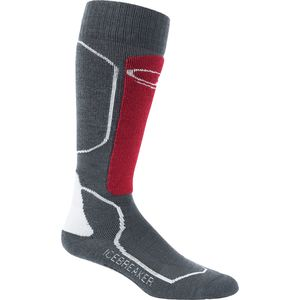Icebreaker Ski+ Medium Anatomical Over The Calf Sock - Women's