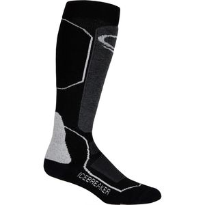 Icebreaker Ski+ Medium Anatomical Over The Calf Sock - Men's