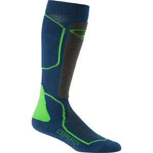 Icebreaker Ski+ Medium Over The Calf Sock - Men's