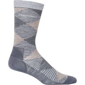 Icebreaker Lifestyle Fine Gauge Ultra Light Crew Sock